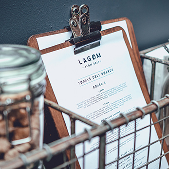 commercial photography lagom deli